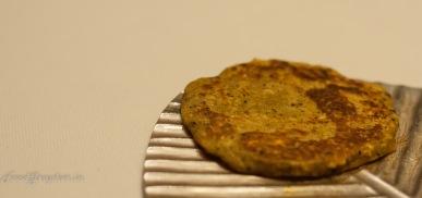 Melagu adai Pan fried lentil pan cakes