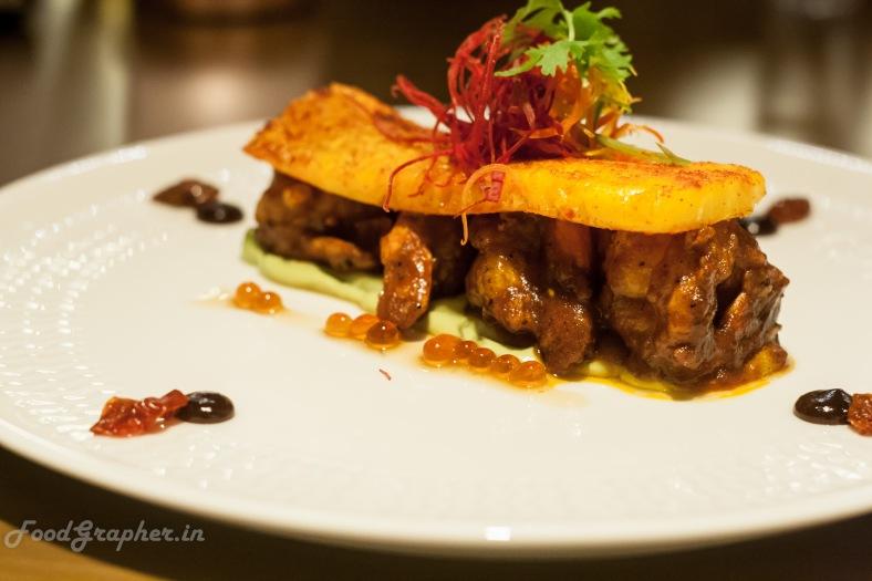 Sichuan Style Crispy Prawns